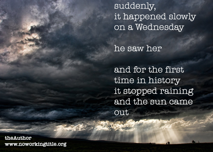 On a Wednesday #drjohnaking #poetry