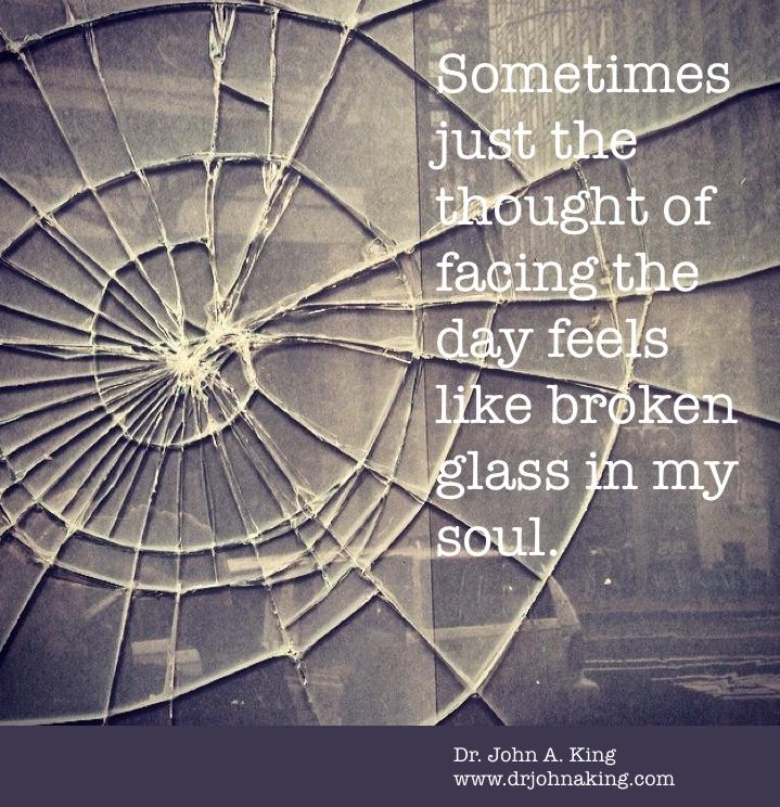 glass in my soul