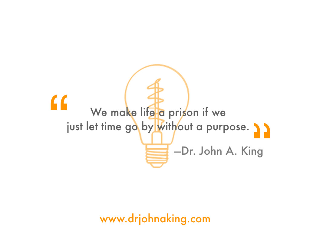 We Make Life a Prison #drjohnaking